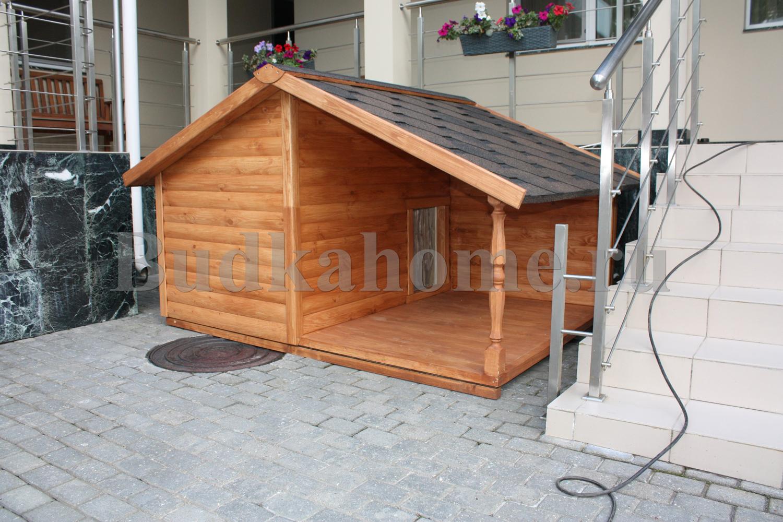 Как построить будку на даче своими руками фото