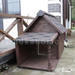 фото конура для собаки на заказ