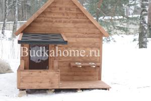 зимняя будка для собаки5