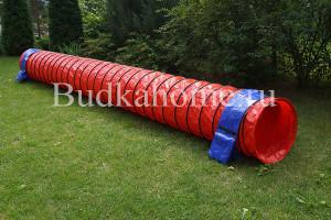 фото жесткий туннель пвх11