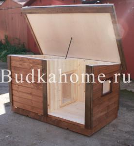 фото универсальная будка для собаки