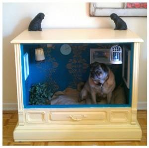 фото лежанка для собаки