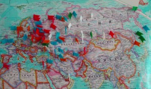 фото карта доставок