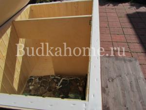 фото будка с лежанкой