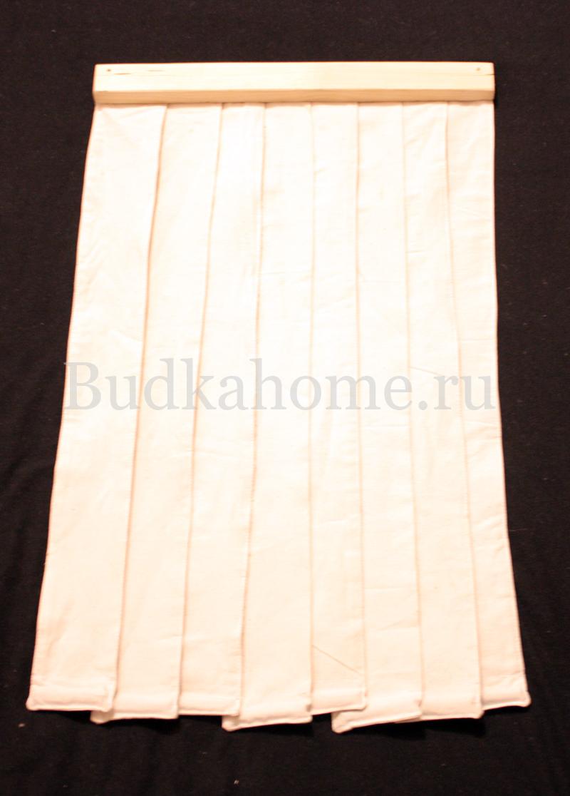 фото завеса на лаз из ткани