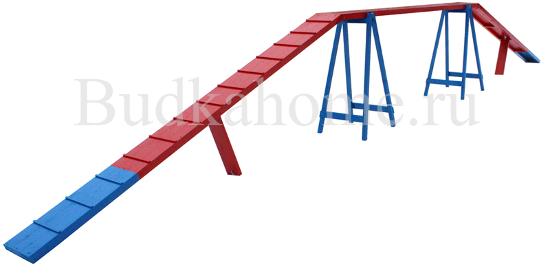 Бум (мостик) Аджилити