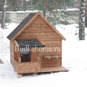 зимняя будка для собаки6