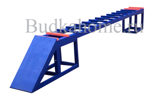 Горизонтальная лестница